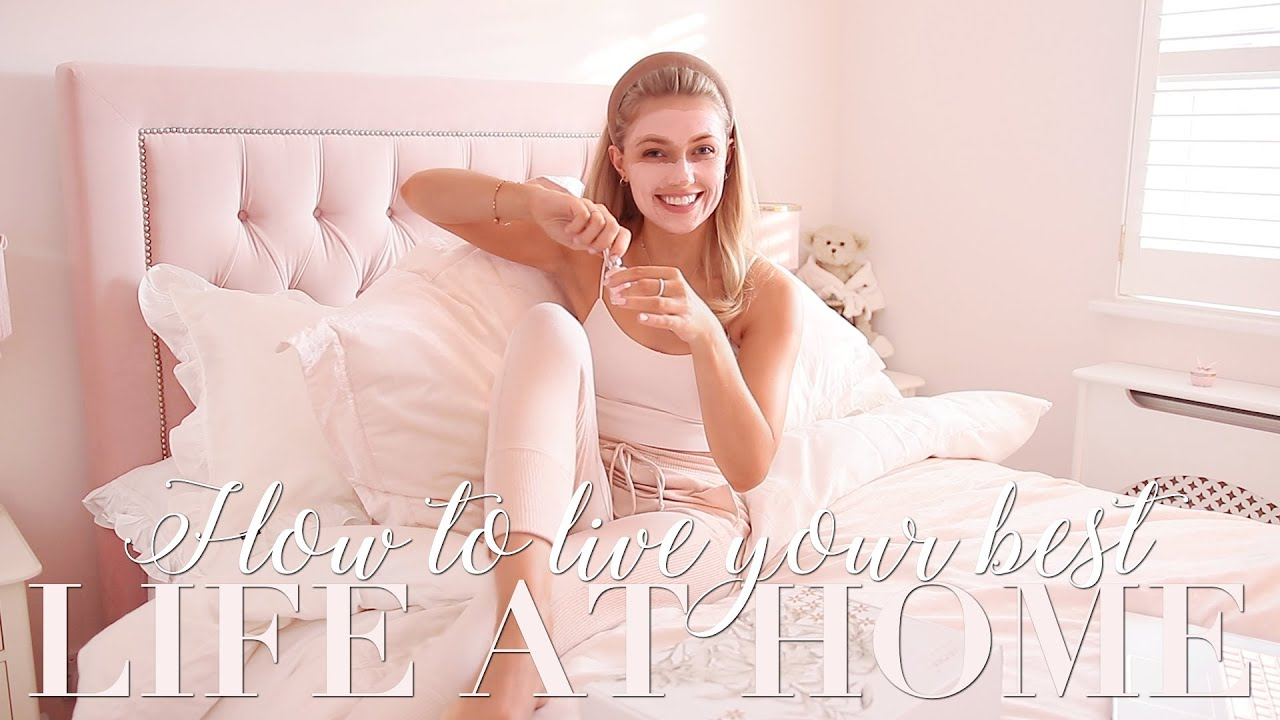 How to live your BEST life at HOME! ~ Freddy My Love