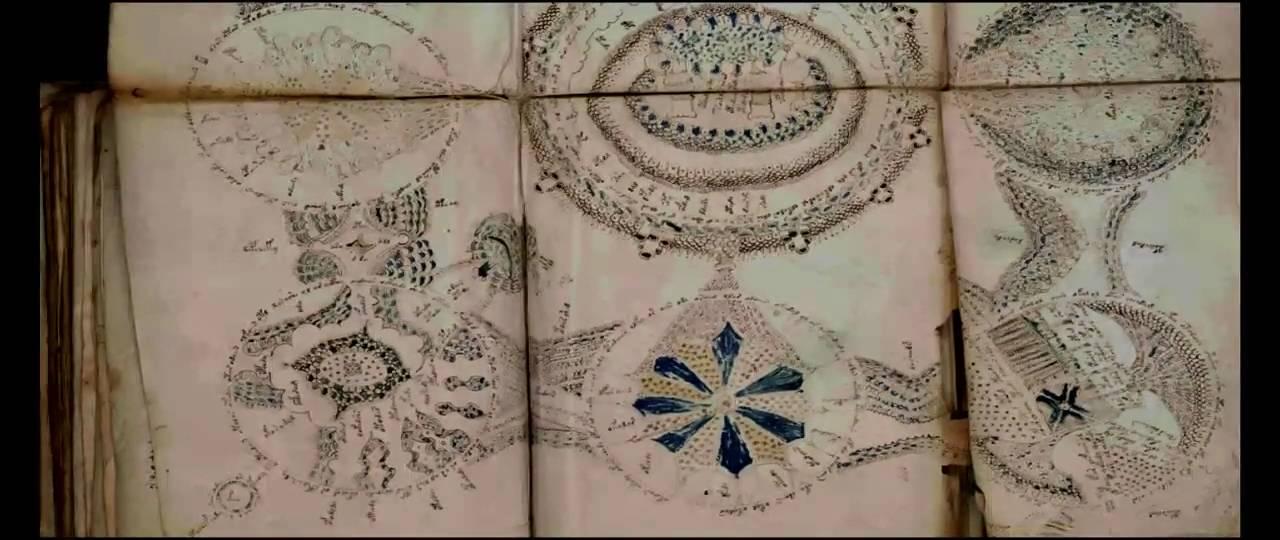 el manuscrito voynich documental