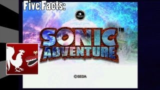 Five Facts - Sonic Adventure | Rooster Teeth