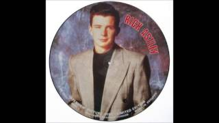 Rick Astley - It Would Take A Strong Strong Man (Matt