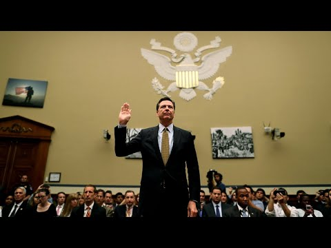 Report: Comey will not be prosecuted over leaks