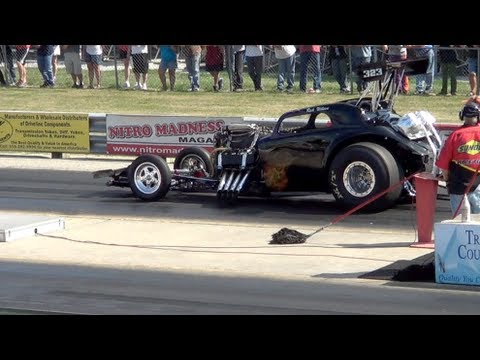 World Fuel Altered Nationals Qualifying