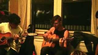 City of the Sun - Intro (The xx cover) | Sofar New York Songs from a Room 7-9-15