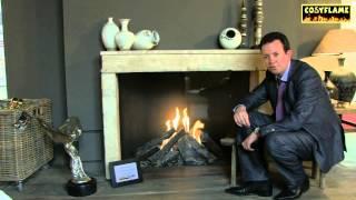 Video Cosyflame fireplaces HD , gesloten gashaarden onzichtbaar glas download MP3, 3GP, MP4, WEBM, AVI, FLV Juni 2018