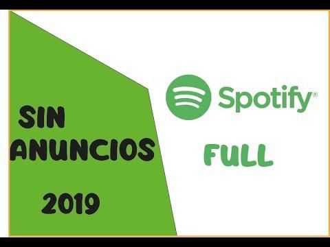 Spotify Full PC SIN ANUNCIOS 2019✔️