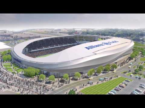 Allianz Field becomes the 1st Allianz-sponsored stadium in N