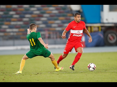 FC Spartak Moscow vs FC Copenhagen LIVE!