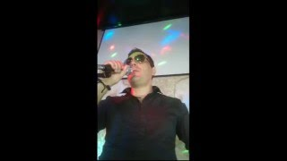 Арташес Бадалян - Я молодой (live)Cover Gera Grach