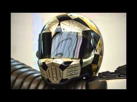 Custom Motorcycle Helmets - Miscellaneous Look Ideas