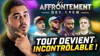 TOUT DEVIENT INCONTRÔLABLE ! L'AFFRONTEMENT DES CREW #1