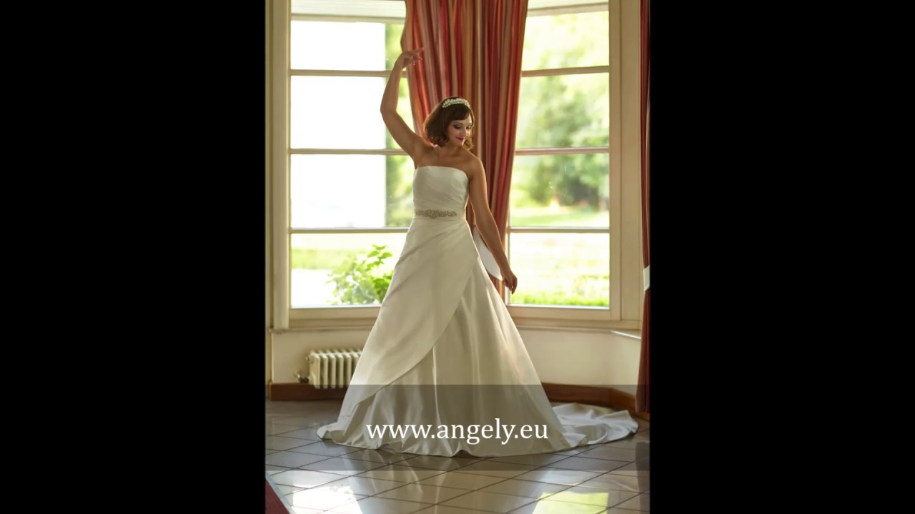 Angely Brautmode2017 Brautmoden Hochzeitskleider