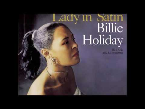 Billie Holiday - Lady In Satin (1958) (Full Album)