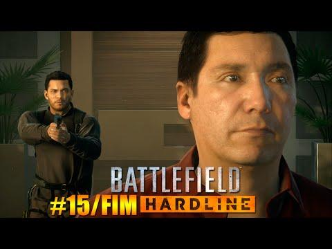 Battlefield Hardline Campanha #15 FIM | CONFRONTO COM DAWES (1080p/HD)