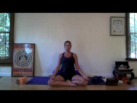 Yoga for Pregnancy - Opening the heart