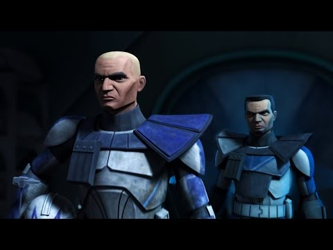 """Star Wars the Clone Wars - """"Simply What I Believe"""" - Captain Rex Tribute"""