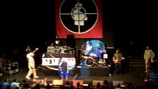 Public Enemy - Shut em Down - Live 2013 St. Pete, FL