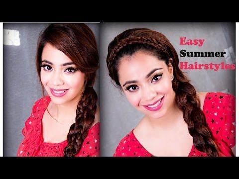Summer Hairstyles (Hindi)