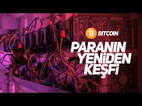 Paranın Yeniden Keşfi: Bitcoin