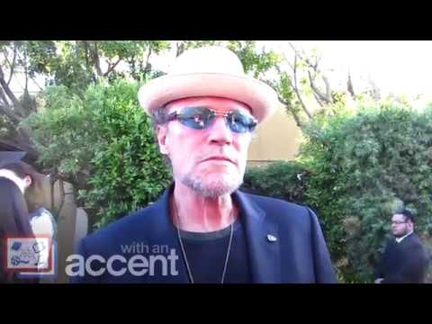 Saturn Awards 2018: Interview with Michael Rooker