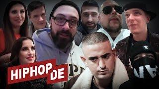 Red Bull Soundclash: Haftbefehl, Sido, Laas, Charlotte Würdig, Enissa Amani uvm. (Interview) #waslos