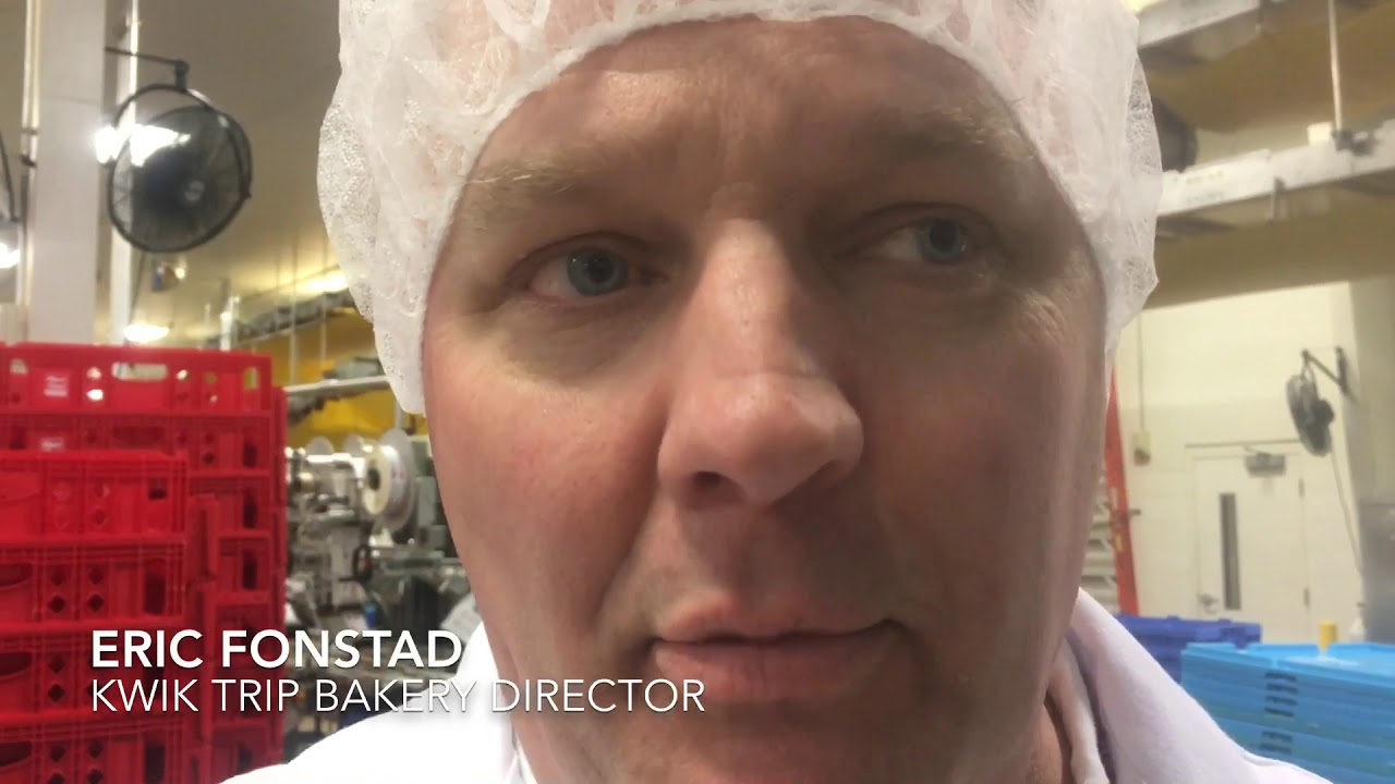 Making cookies and doughnuts at Kwik Trip | State and