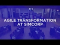 Agile Transformation at SimCorp
