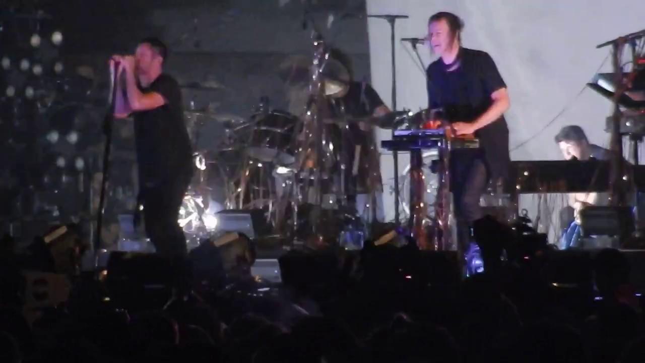 Nine Inch Nails live \