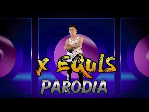 Nicky Jam x J. Balvin - X (EQUIS) | Video Oficial | Prod. Afro Bros & Jeon | PARODIA OFICIAL