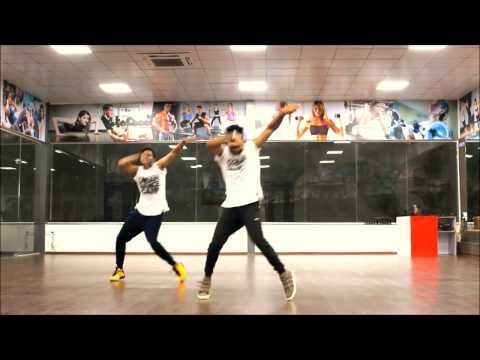 Hummaa Song -  Ok Jannu Choreography by Ajinkyasingh  Aka AJ and prasanna
