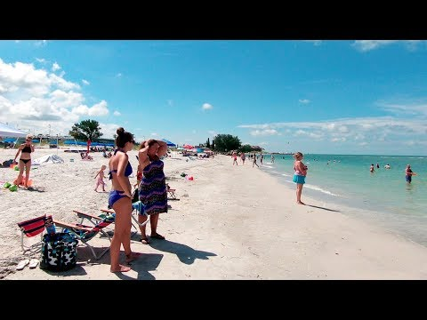 Madeira Beach, John's Pass Village & Boardwalk - Florida | Walking Tour