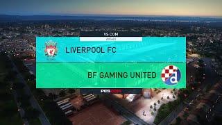 PES 2018 Liverpool FC Challenge- BFG United(Dinamo Zagreb)