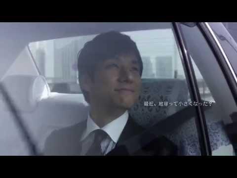 西島秀俊 ANA CM スチル画像。CM動画を再生できます。