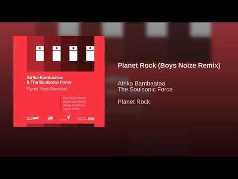 Planet Rock (Boys Noize Remix)