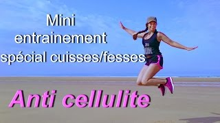 Mini workout silencieux: jolies cuisses, anti cellulite.