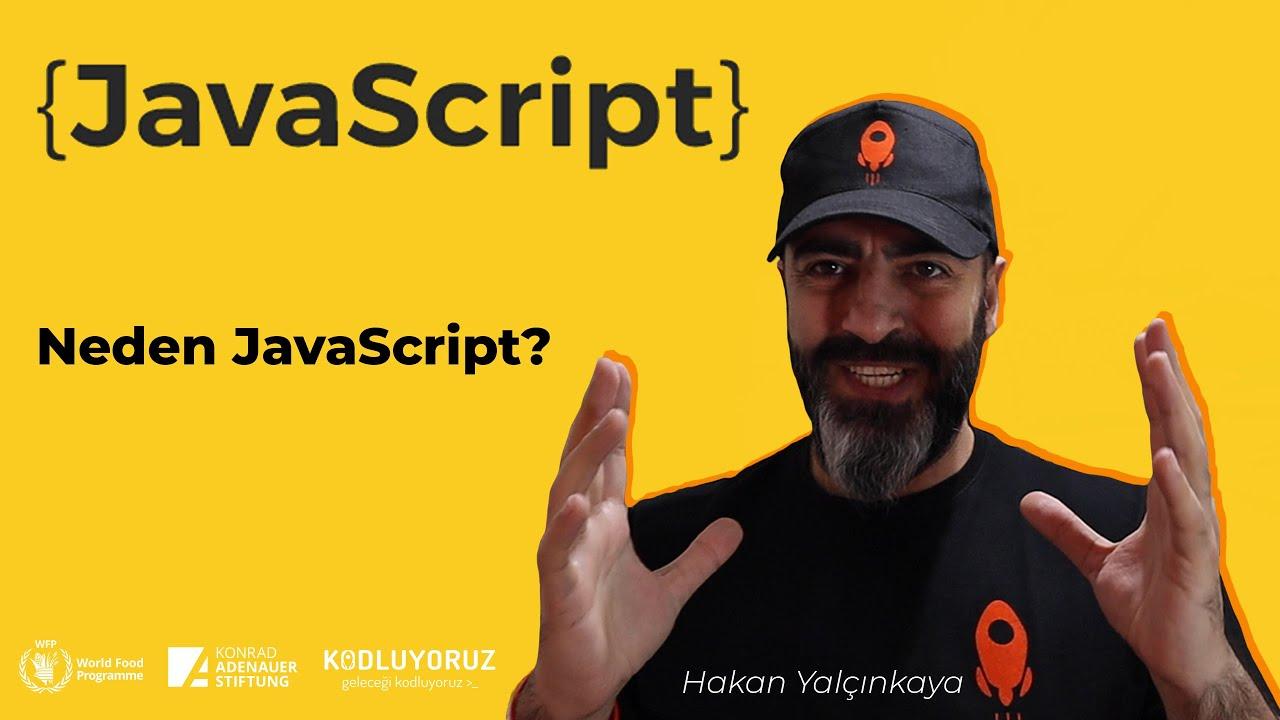 Neden JavaScript? #0