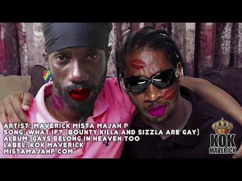 GAY FOOTA HYPE/bounty Killa/sizzla What If Sizzla Bounty Gay Maverick Mista Majah P🌈🌈🏳️🌈