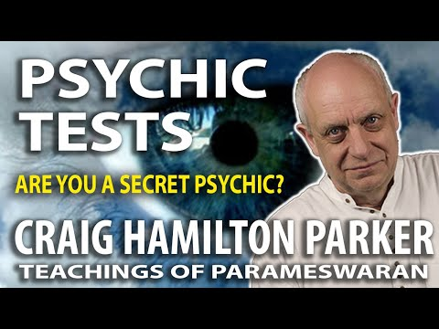 Psychic Tests - The Psychic IQ Test to test your powers.