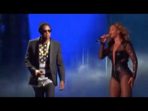 Beyonce Feat JayZ  Upgrade U  On The Run Tour 2014