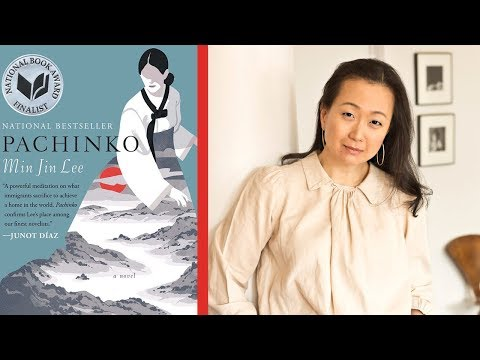 Min Jin Lee interview at AWP 2018