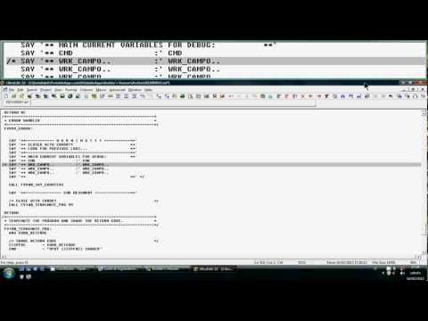 Builder's Heaven - Coding REXX programs in less than 7 minutes!