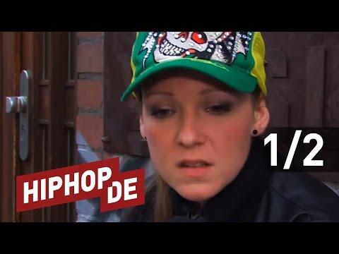 Carolin Kebekus im Ghetto Kabarett Pt. 1 (Hiphop.de Interview)