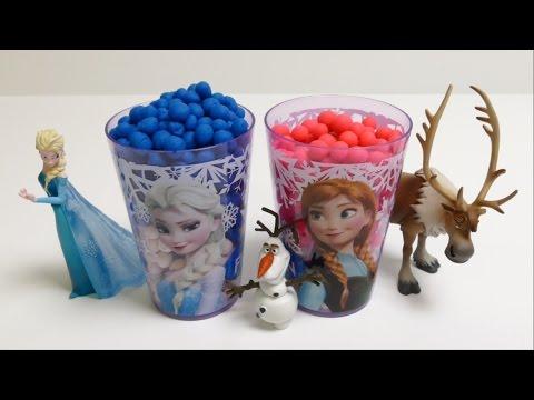 play-doh-frozen-surprise-eggs/dippin-dots---disney-anna,-elsa,-olaf-&-kristoff