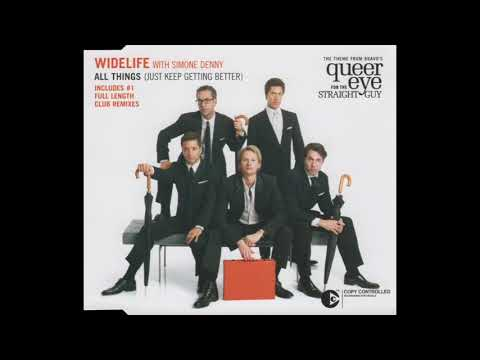 Widelife - All Things (Just Keep Getting Better) (Barry Harris Club Interpretation Mix)