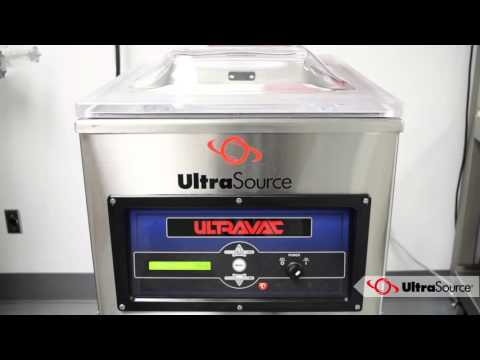 UltraSource Ultravac 250 - Vacuum Chamber Packaging Machine