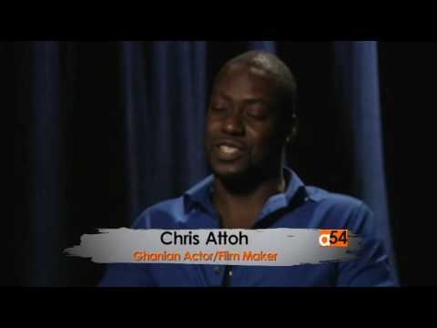 Interview with Chris Attoh, a Renowned Ghanian Actor/Film Maker
