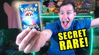 *REMARKABLE!* I Pulled One of the RAREST SECRET RARE POKEMON CARDS During Opening ALL Booster Box!