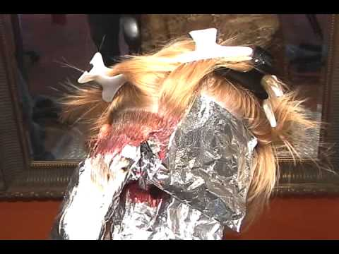 Hair Olympic Winner :: How to Cut, Color & Style to Compete in Hair World & Olympic competitions