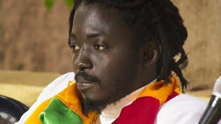IBA MONTANA après la chute du regime IBK, en concert au Stade du 26 Mars pour la 1ère fois au Mali