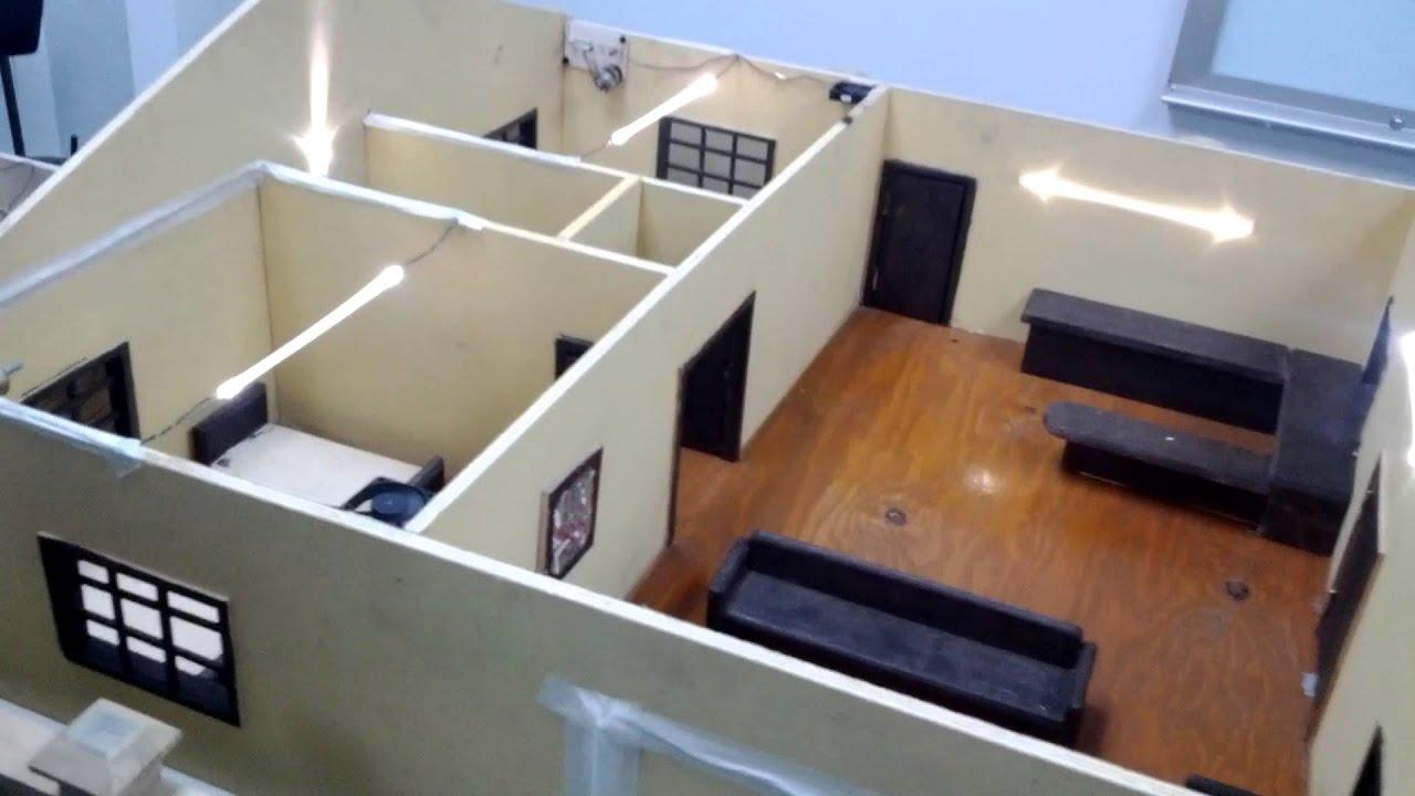 Casa domotica con arduino raspberry pi plc server php