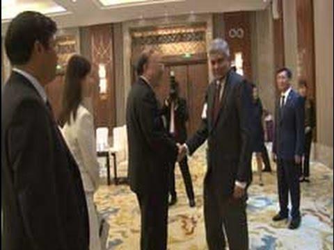 PM meets Mayor of China's Chongqing Municipality